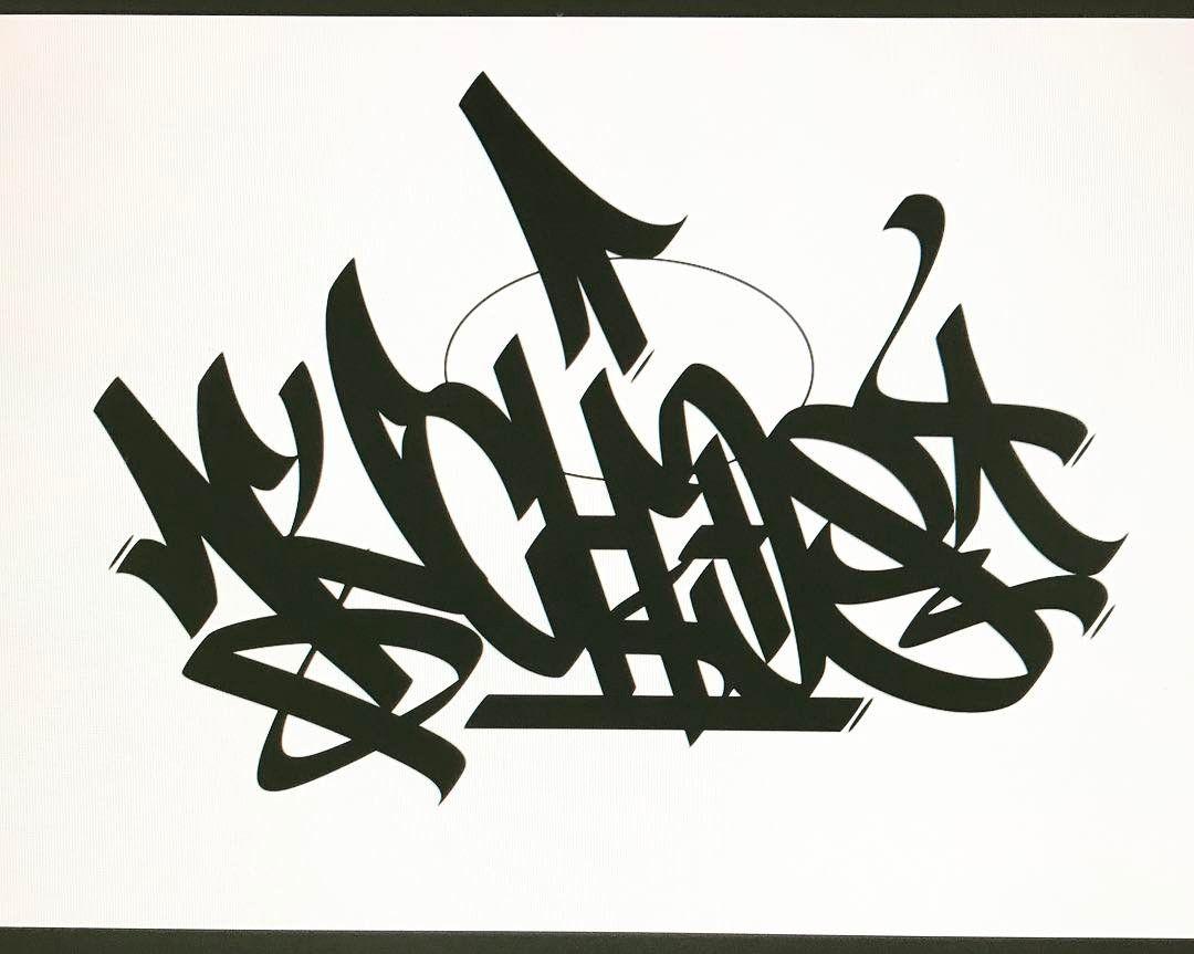 NYCHOS Tag Graffiti | Graffitti | Pinterest | Graffiti ...