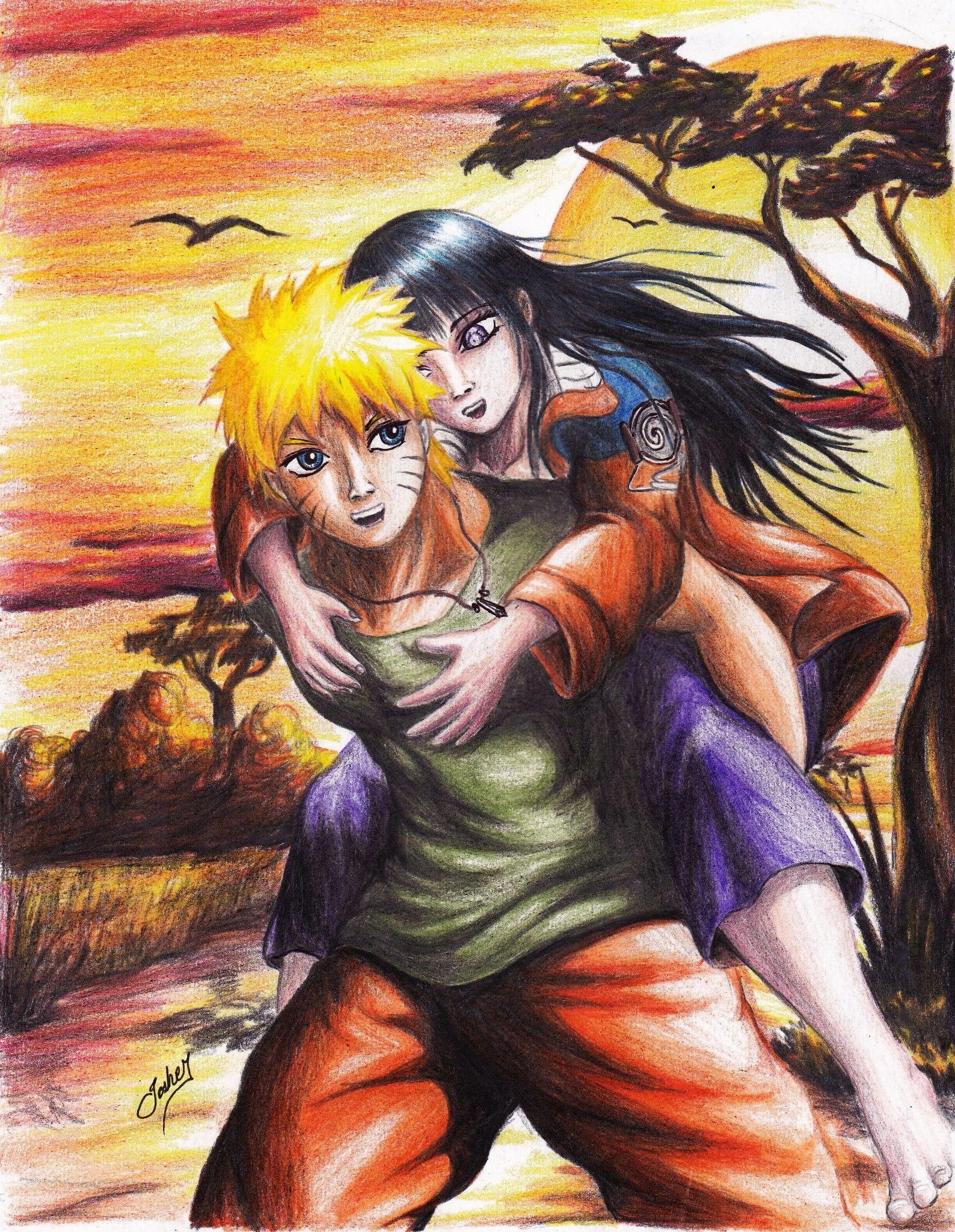 Pin Di Naruto