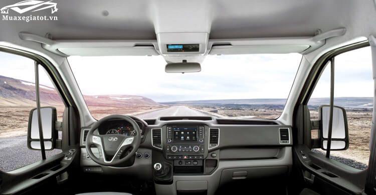 Gia Xe Hyundai Solati 2020 Ford