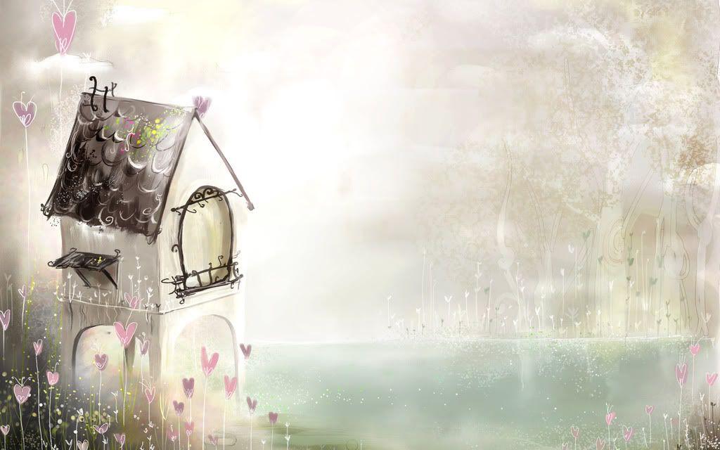 خلفيات هادئة Landscape Illustration Fantasy Landscape Art