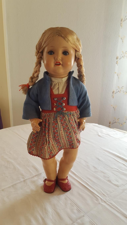 Armand Marseille Puppe 2966 52cm Schlafaugen Stimme Ebay