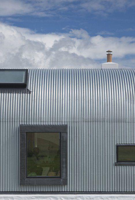 House No 7 By Denizen Works Architecture Roof Cladding Cottages Scotland