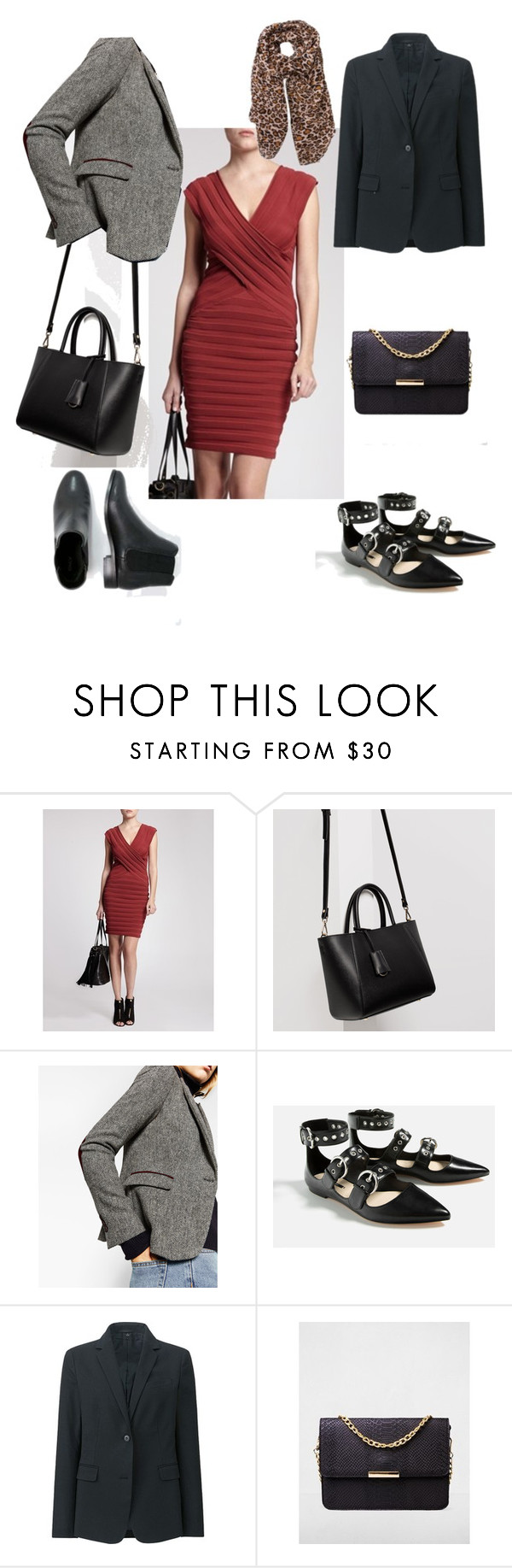 """glamorous modern look"" by valeriaviero on Polyvore featuring moda, Belgique e modern"