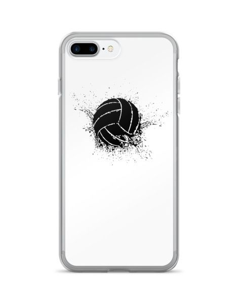 Volleyball Splash Case Iphone 7 Iphone Cases Volleyball Case