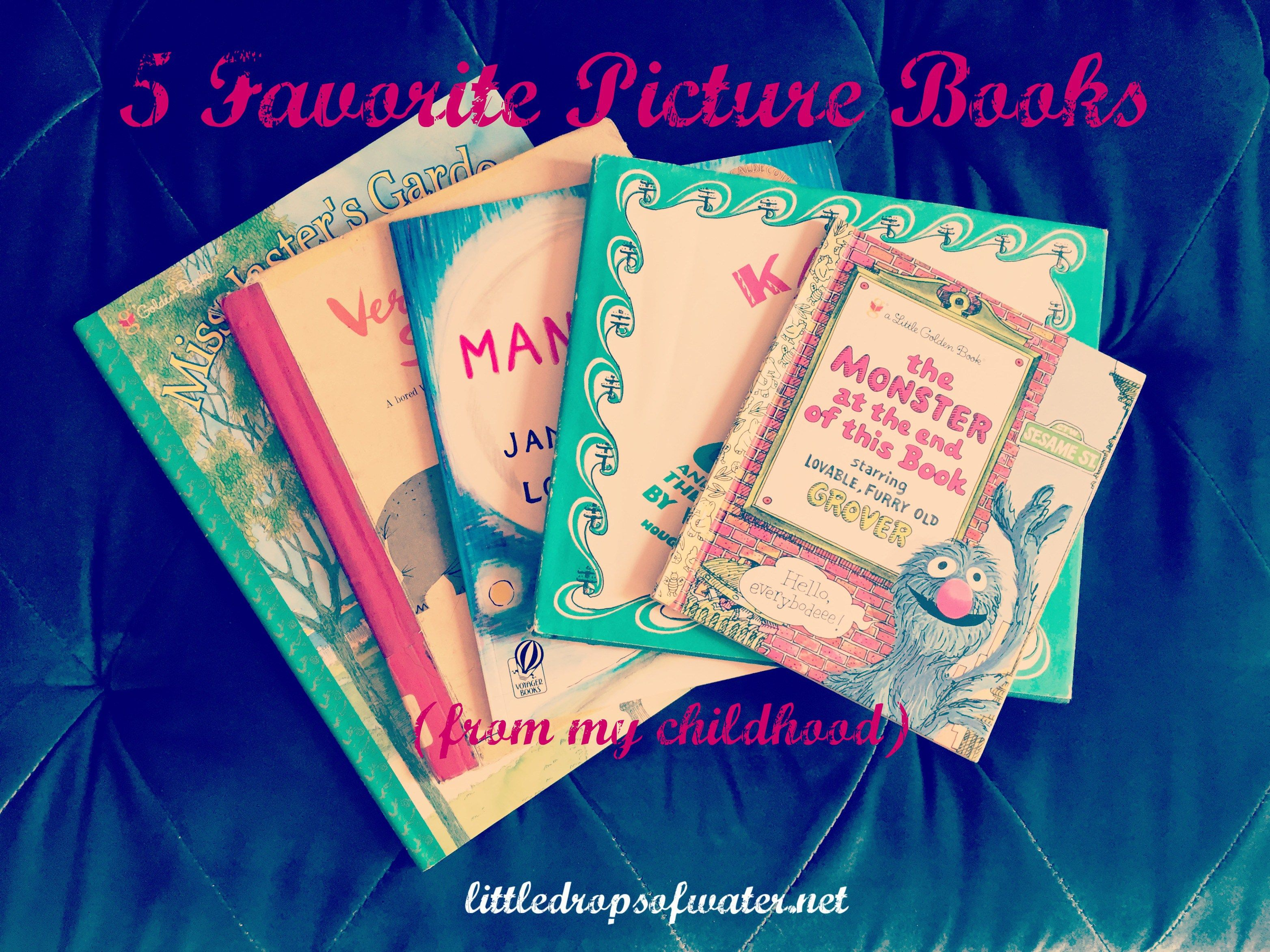 5 Favorite Picture Books
