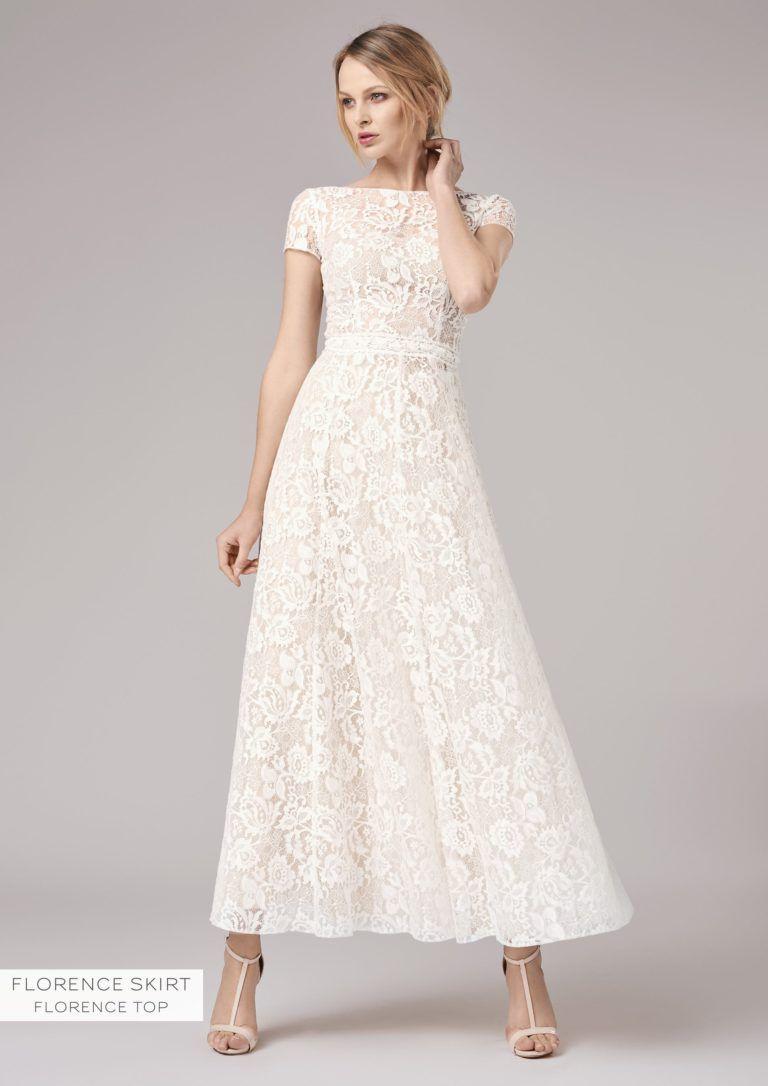 Romantic chic anna kara wedding dresses collection pinterest