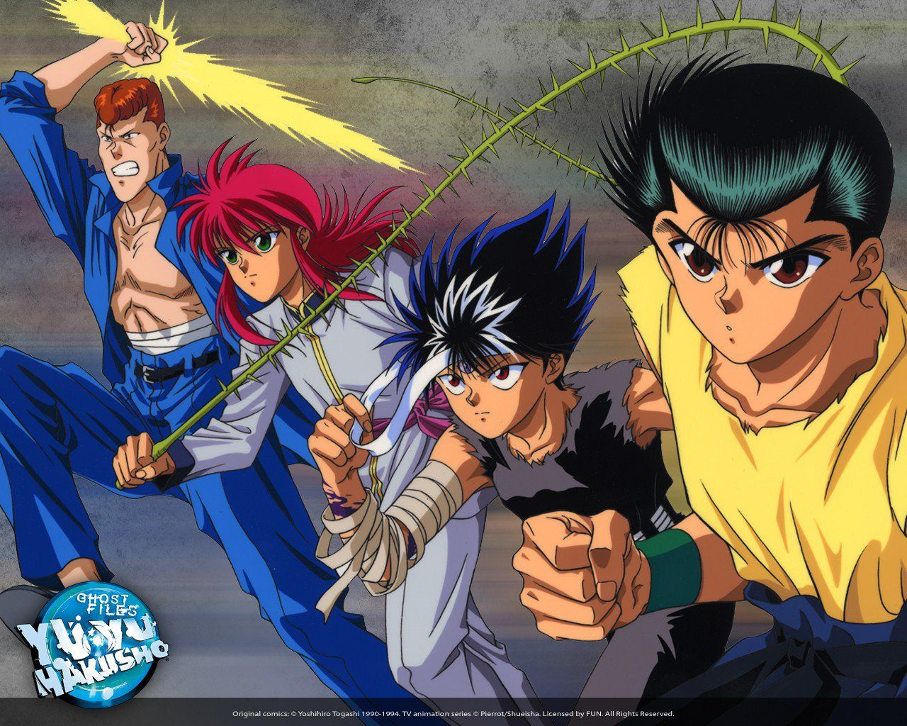 Fans Rank The Top 10 Old School Shounen Anime They Want To See A