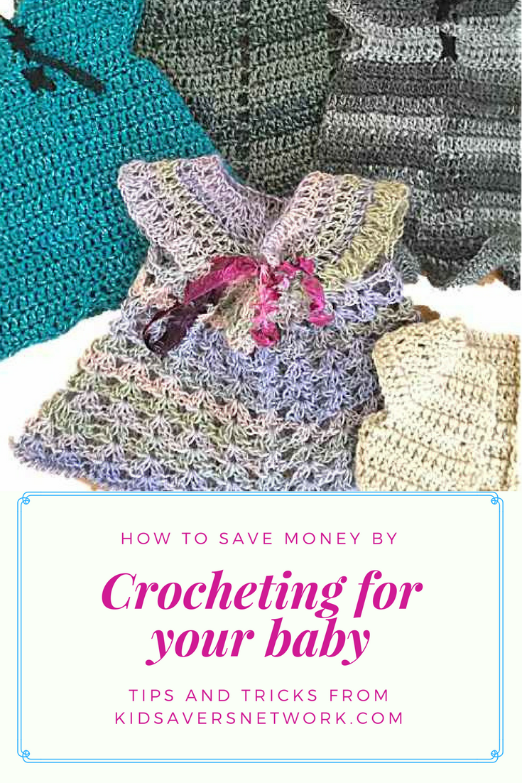 How to Save Money by Crocheting for Your Baby | Patrones libres de ...