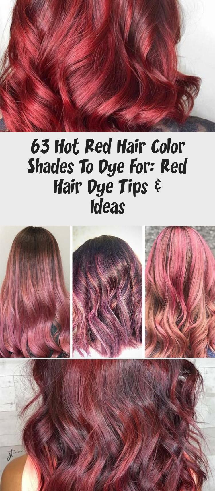 Red Hair Color Shades Red Hair Dye Tips Ideas Dyedhairgalaxy