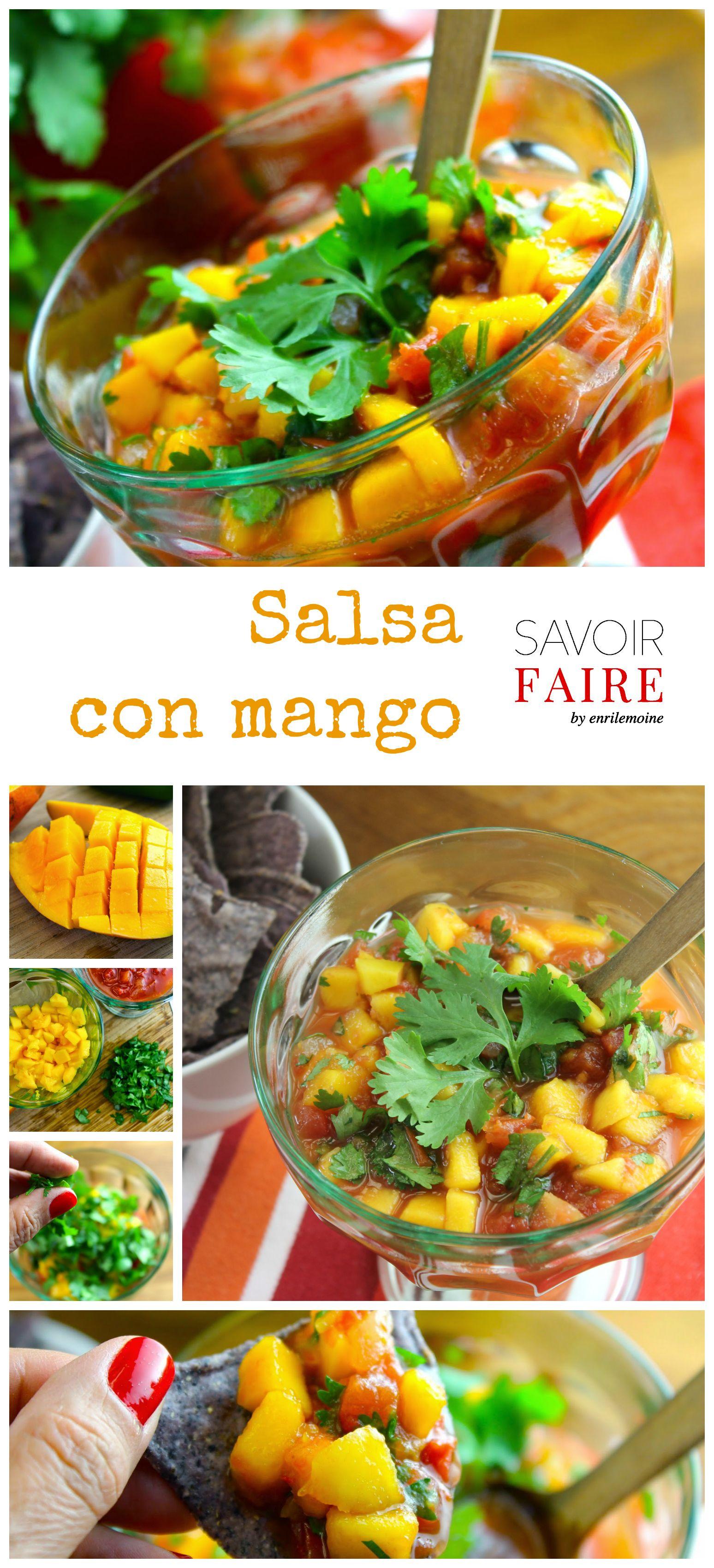 Mango Recetas