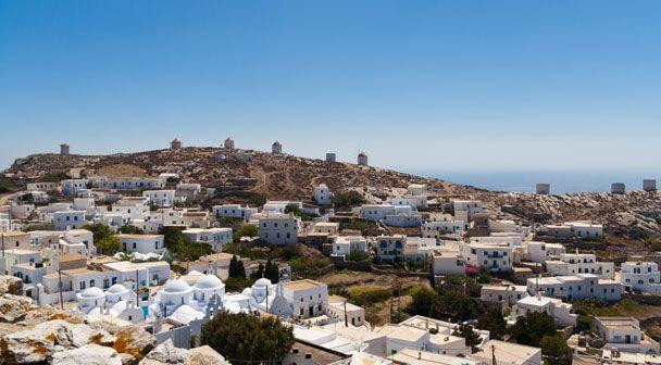 Χώρα Αμοργού (Chora Amorgos) in Κυκλάδες, Κυκλάδες