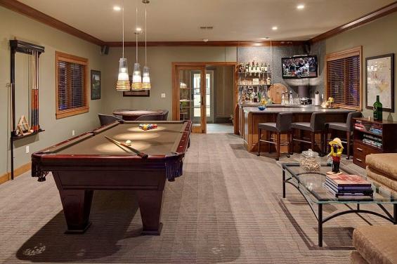 Photo of Dream Adult Game Room ….. Stellen Sie sich eine Karaoke-Bühne hinter der Kamera vor #Recreation …