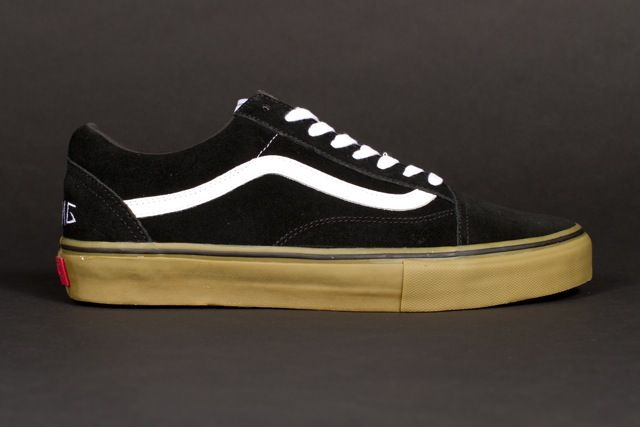 Odd Future X Vans Syndicate Old Skool Pro S Collection Vans Vans Syndicate Vans Old Skool Sneaker