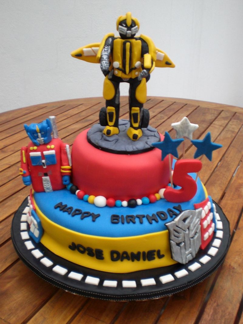 Transformers Cake Birthday Stuff Pinterest Cake Birthdays And