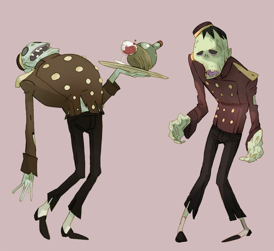 Pin Character Design References Creature
