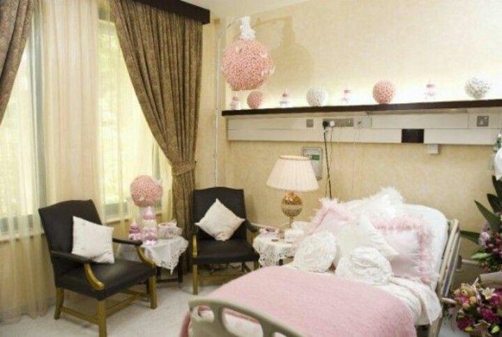 Baby Girl Hospital Room Decoration   Hospital Room, Hospital Decoration, Room Decor