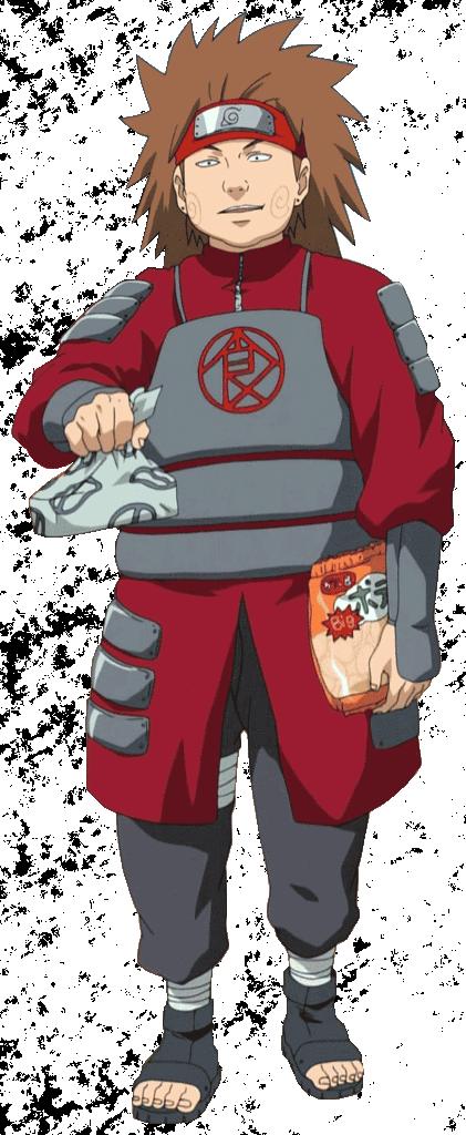 naruto shippuden characters profile choji