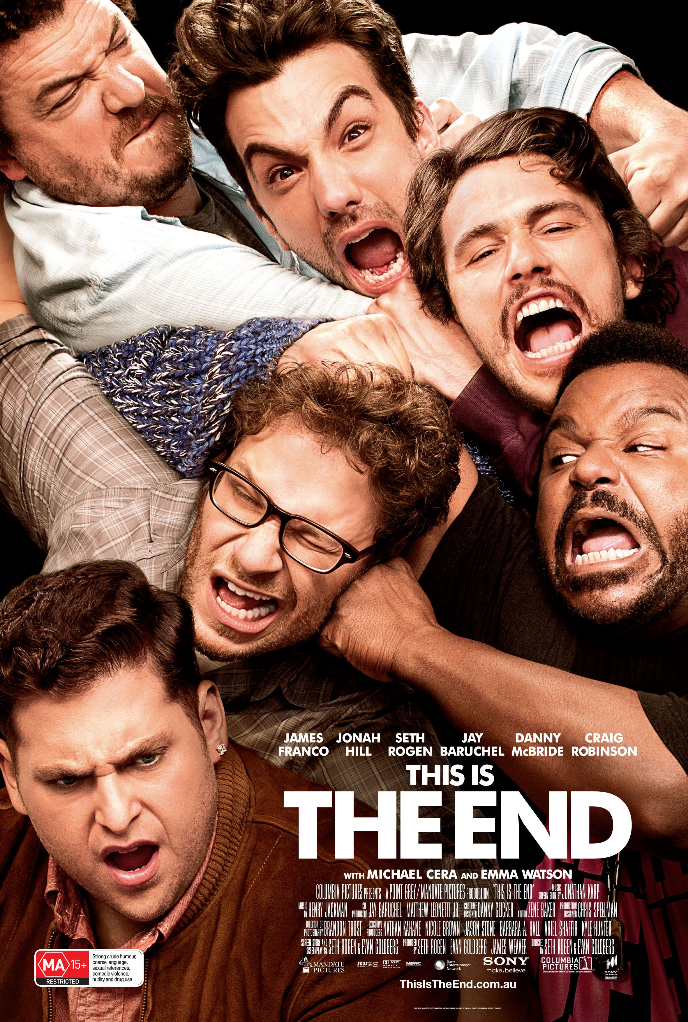 Https Www Facebook Com Events 462863013799191 The End Movie