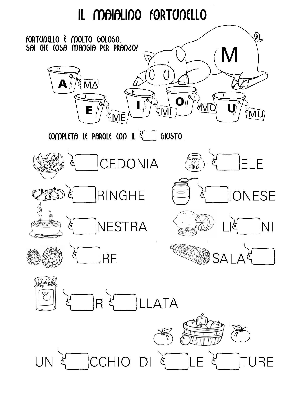 Favorito Pin by Maestra CRi on Italiano - Classe Prima | Pinterest | School  EG21