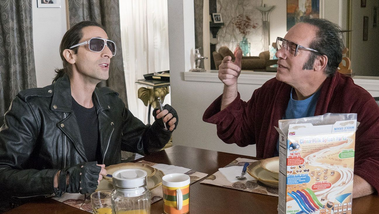 Dice Tv Review Andrew Dice Clay S Showtime Comeback Is Uneven