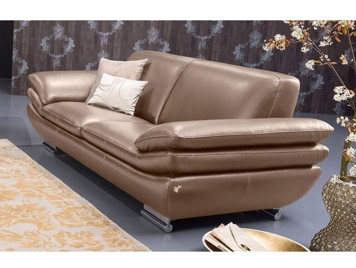 Calia Italia Couch Prm 391 Braun Inkl Aufbauservice In 2020 Ledersofa Sofa Wohnlandschaft Schlafsofa Kaufen
