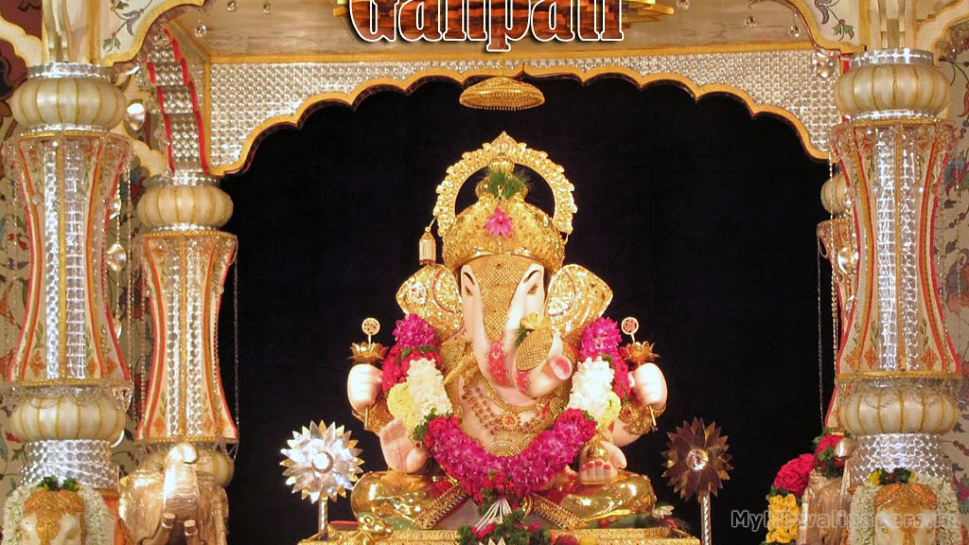 Click Here To Download In HD Format Gtgt Siddhivinayak Wallpaper For Pc