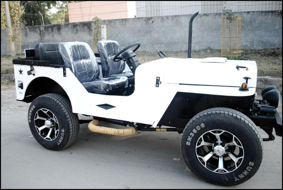 Desi Jeep One Day I Will Import One From India Jeep Motor