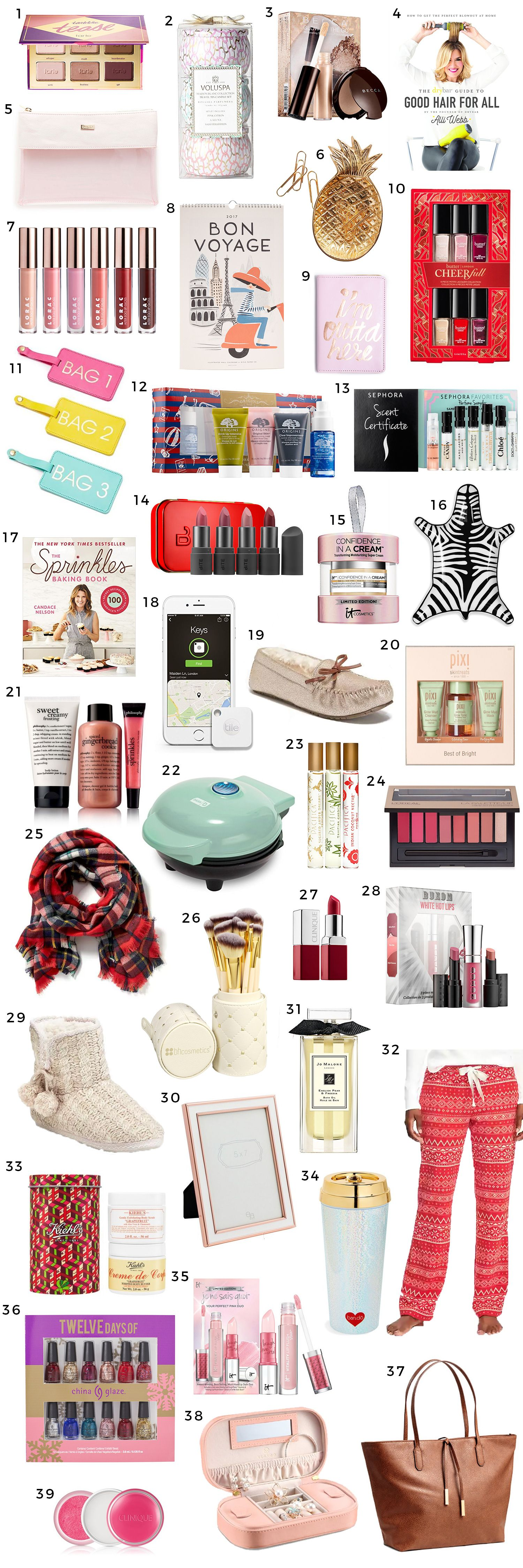 Best christmas gifts under $25 for women