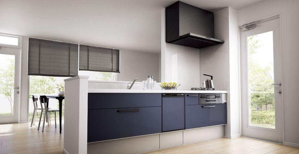 イメージ写真から探す パナソニックシステムキッチン Panasonic システムキッチン リビング キッチン キッチン