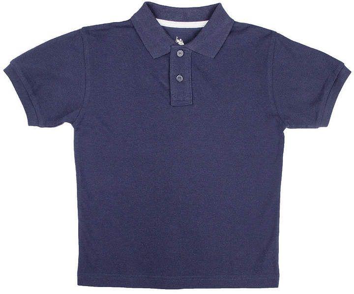 U.S Polo Assn Boys Husky Polo Shirt More Styles Available