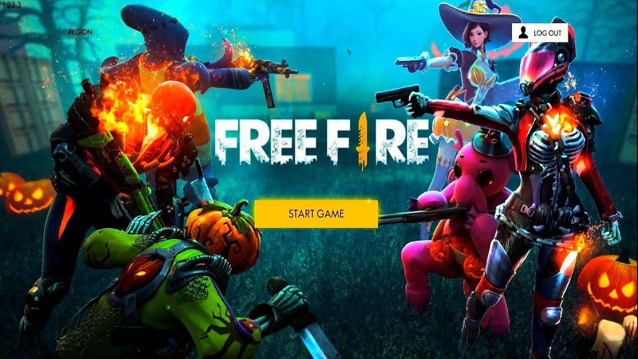 Free Fire Halloween Update Tempat Tahu Pembalap