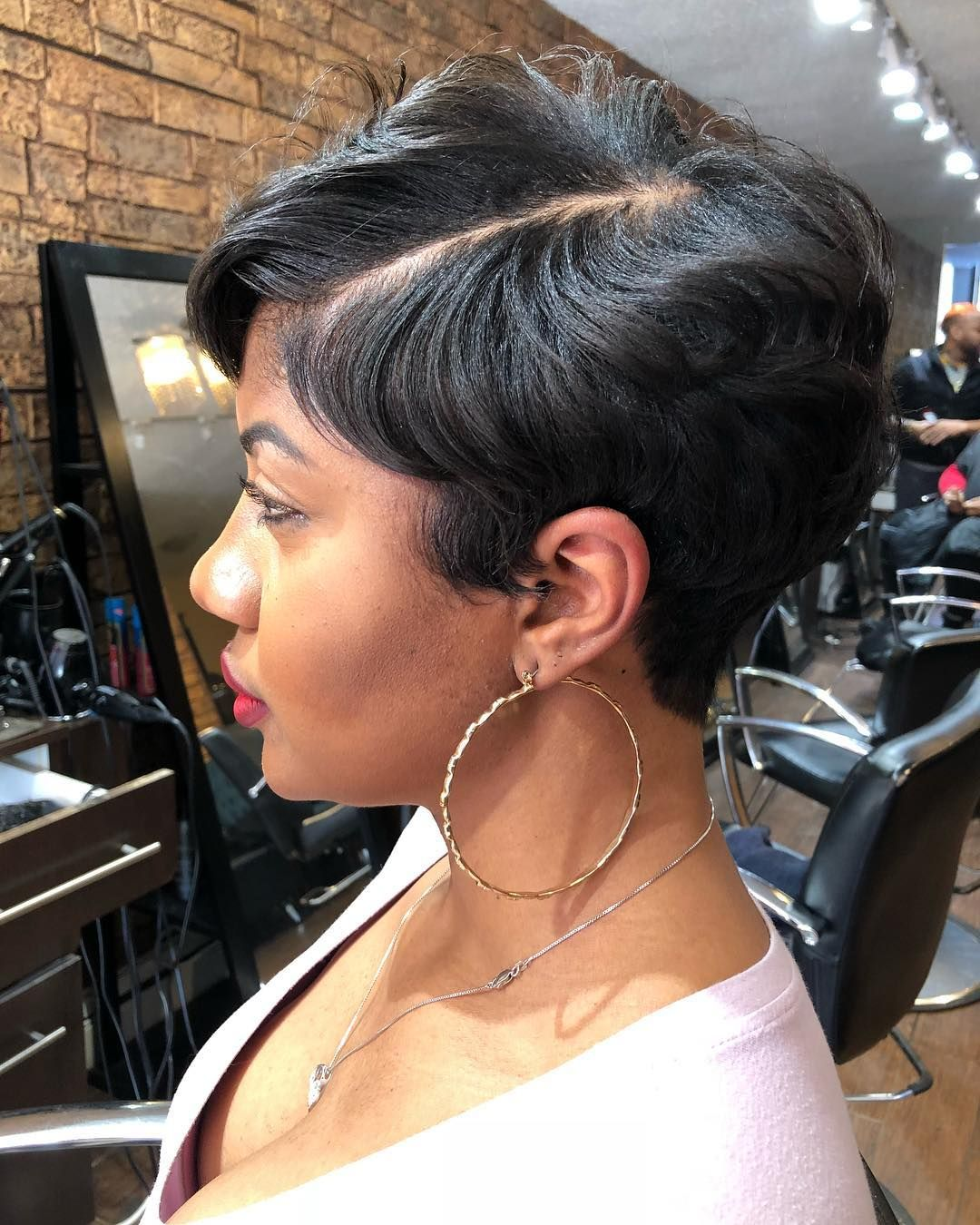 Pin by nikky on jazzy haircuts pinterest hair styles short hair
