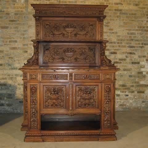 Antique German Sideboard - Furniture - Antique German Sideboard - Furniture Our German Heritage