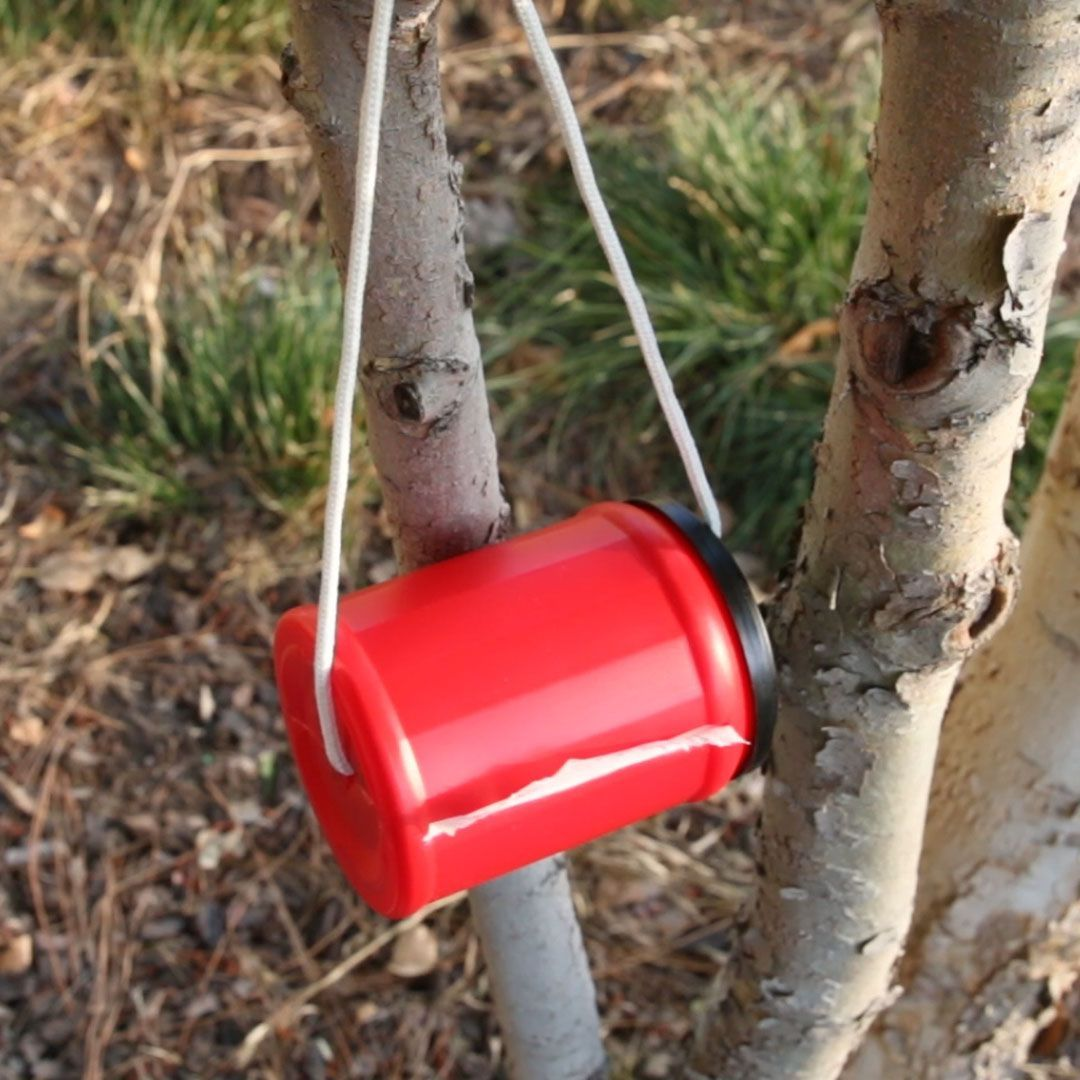 Go Anywhere Nature Calls With This Campers Toilet Paper Dispenser - Camper's Toilet Paper Dispe