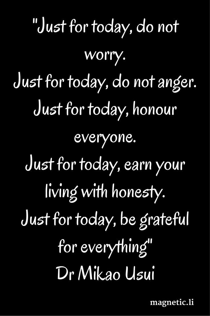 Just For Today Quotes What Is Reiki Energy Healing  Natural Healing Natural And