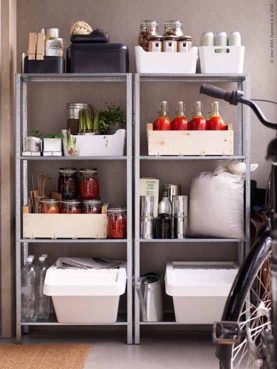 How To Rock Ikea Hyllis Shelves In Your Interior 40 Ideas Ikea