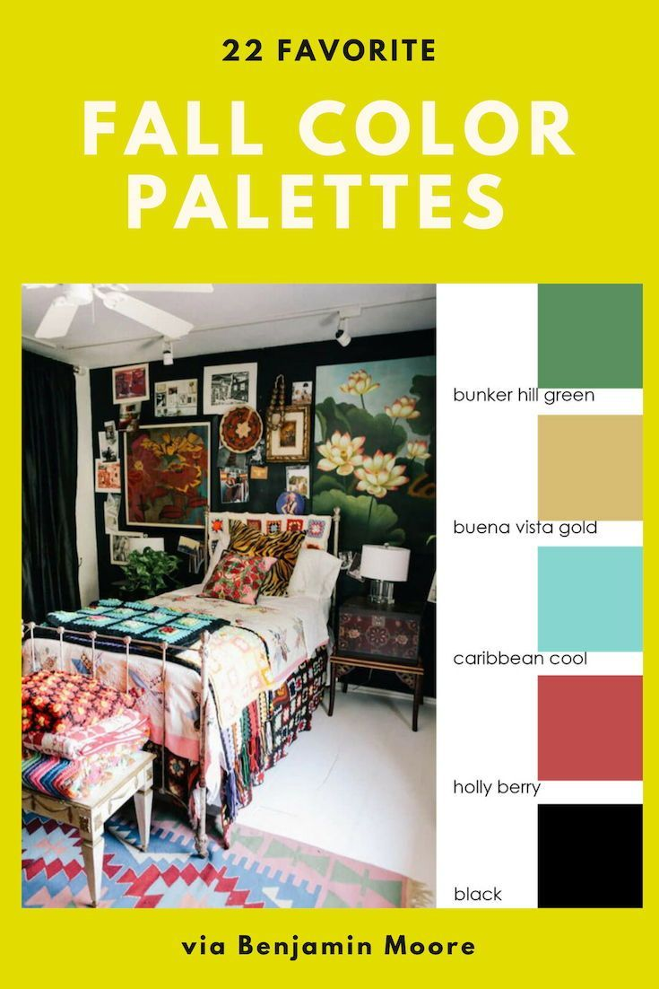 the best fall color palettes fall color palette on lake house interior color schemes id=50720