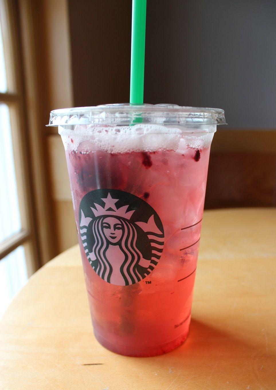 Starbucks Very Berry Hibiscus Refreshers Review Starbucks