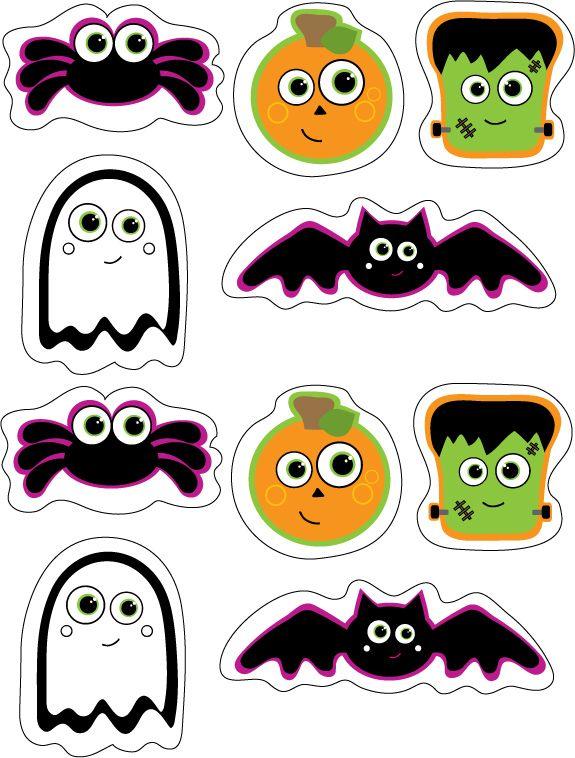 Pin by Michelle Wicker on Halloween Clip Art Ideas Pinterest - free halloween decorations printable