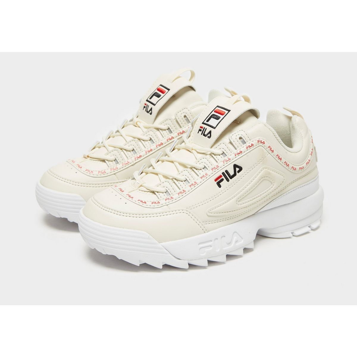 Fila Disruptor II Repeat Dames | Zapatillas fila, Zapatos ...