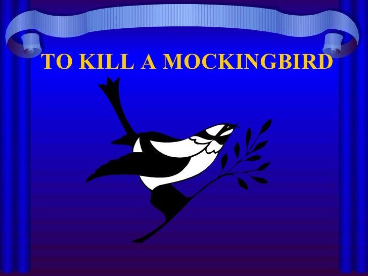 To Kill A Mockingbird Theme Motifs Symbols Teacher Resource