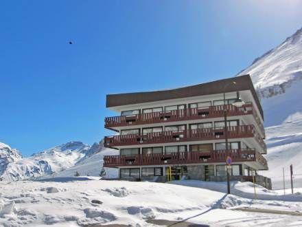 location appartement ski interhome