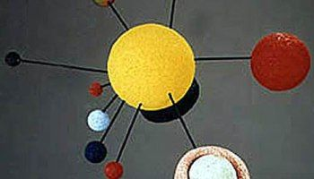 Make a Solar System model for the rover Curiosity's Mars landing (& a Solar System kit giveaway)