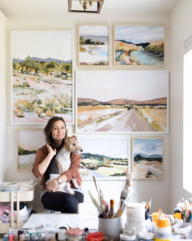 Canvas print framing tutorial laurie anne art in 2020