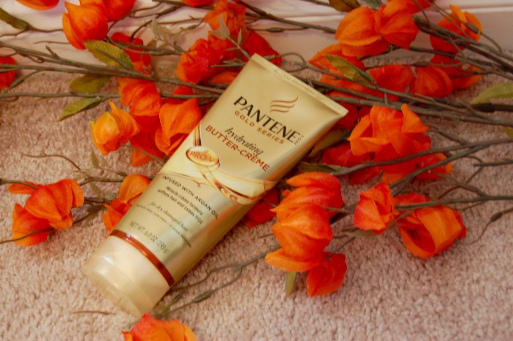 Product Review Pantene ProV Gold Series Collection