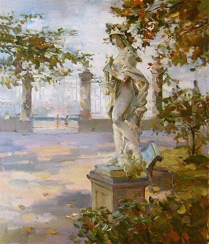 Картины Азат Галимов.