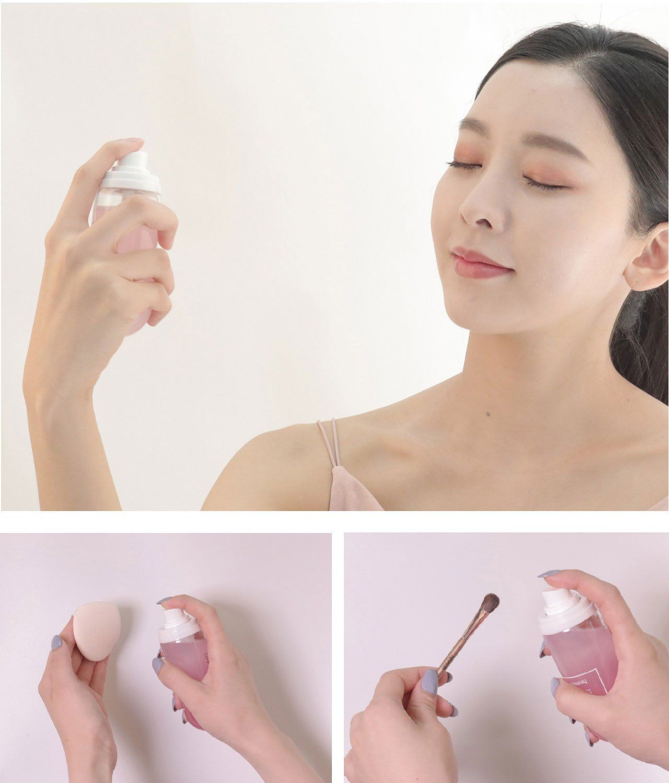 Glow Makeup Fixer