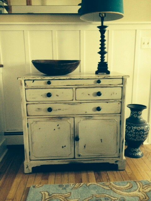 This Old Beaten Up Ethan Allen Buffet Was Purchased On Craigslist For 25 00 After Repairing The Doors And Draws Repa Furniture Home Decor Buffet