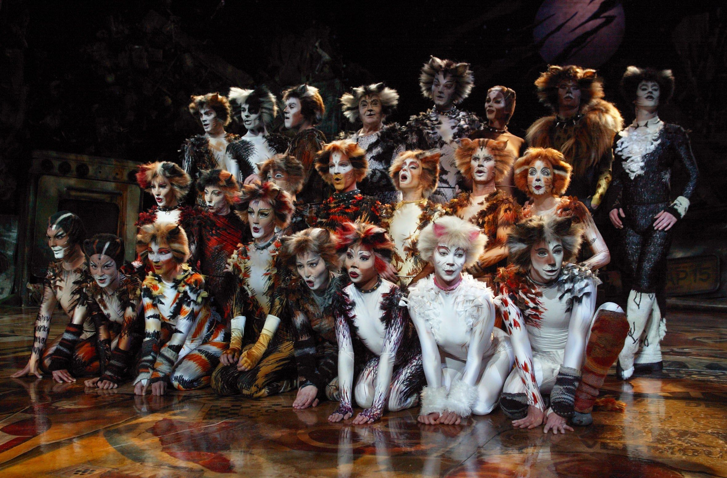 Here S Why People Are Freaking Out About The Cats Movie Cat Movie Taylor Swift Cat Cats Musical