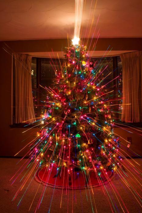 Los árboles de Navidad coloridos | Permanecer en casa mamá | NAVIDAD ...